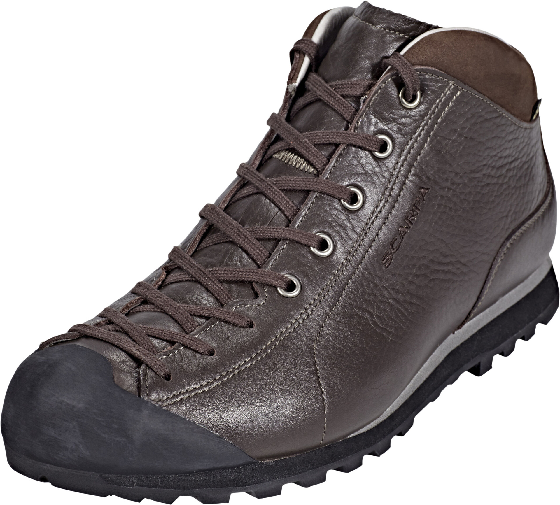 Scarpa Mojito Basic GTX Mid Cut Schuhe dark brown